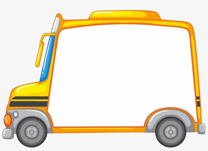 Cute Cartoon Car 1181*803 Transprent Png Free Download.