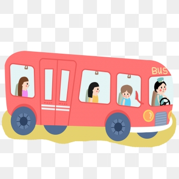 Cartoon Bus Png, Vectors, PSD, and Clipart for Free Download.