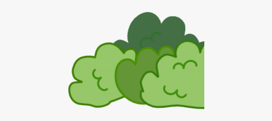 Shrub Clipart Cartoon.