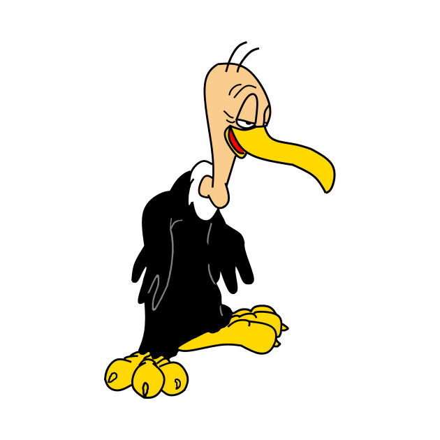 Cartoon buzzard clipart 5 » Clipart Station.