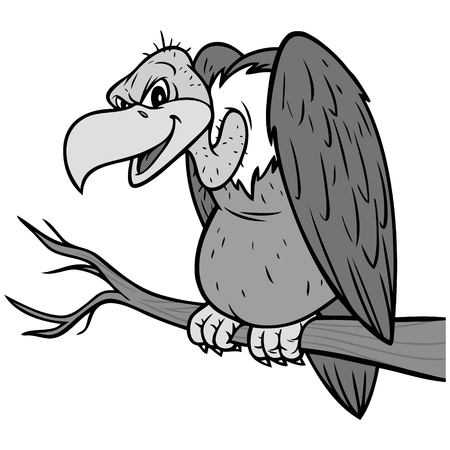 479 Buzzard Stock Vector Illustration And Royalty Free Buzzard Clipart.