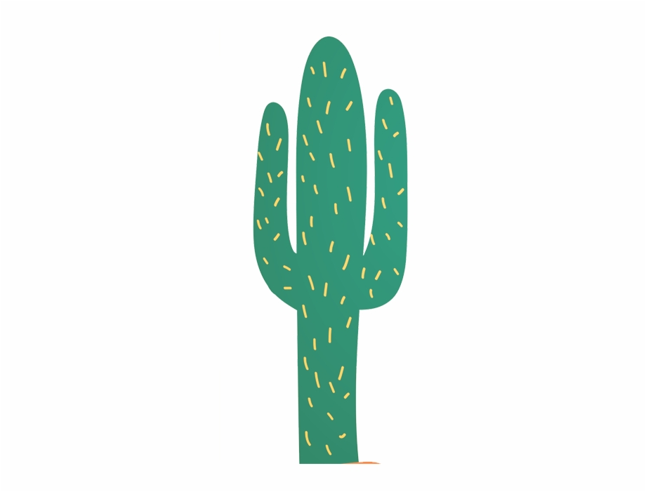 Cartoon Cactus Png.