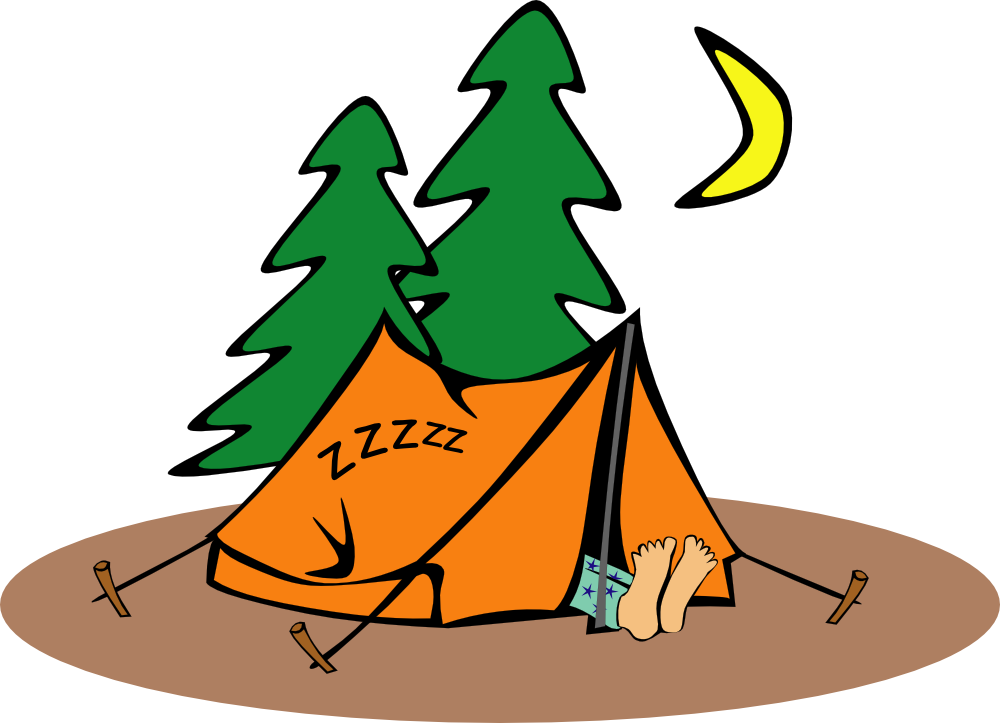 Free Camping Cartoon Images, Download Free Clip Art, Free.