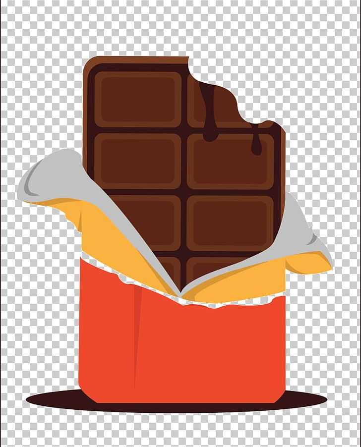 Chocolate Bar White Chocolate Chocolate Brownie Cream Pie PNG.