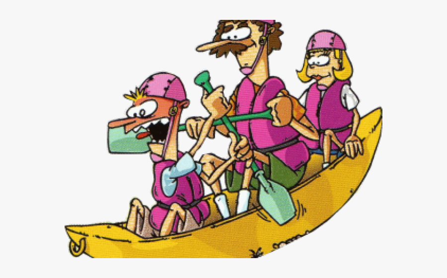 Kayak Clipart Canoeing.