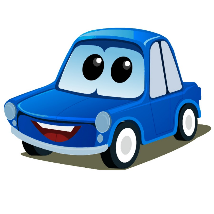 Picture Of Cartoon Cars.