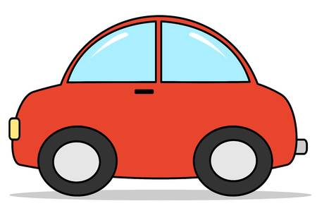 Cartoon car clipart 1 » Clipart Station.