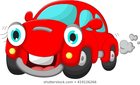 Cartoon Car Images, Stock Photos & Vectors.