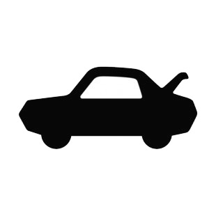 Showing post & media for Cartoon car trunks clip art.