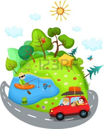 7,409 Caravan Stock Vector Illustration And Royalty Free Caravan.