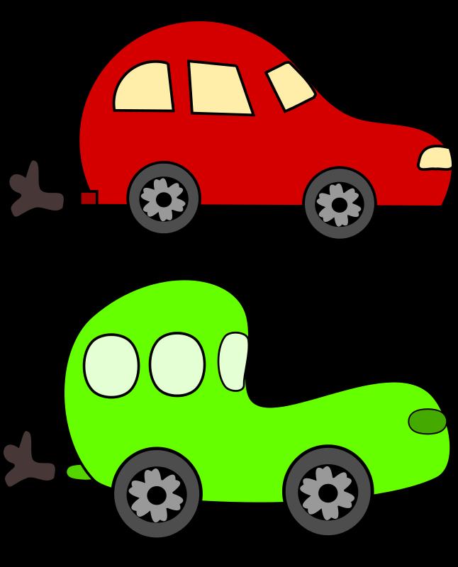 Car Cartoons Clipart.