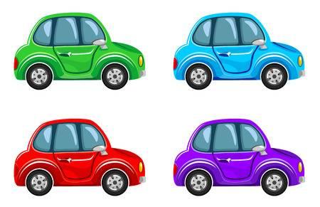 76,540 Cartoon Car Stock Vector Illustration And Royalty Free.