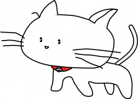Showing post & media for Cartoon cats clipart.