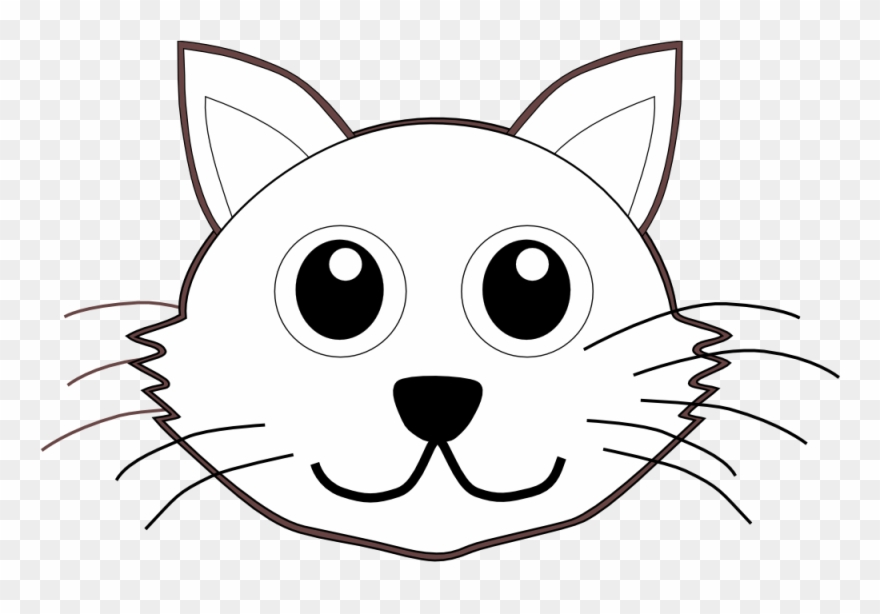 Draw A Cartoon Cat.