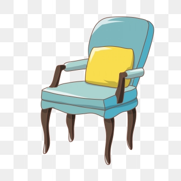 Cartoon Chair PNG Images.