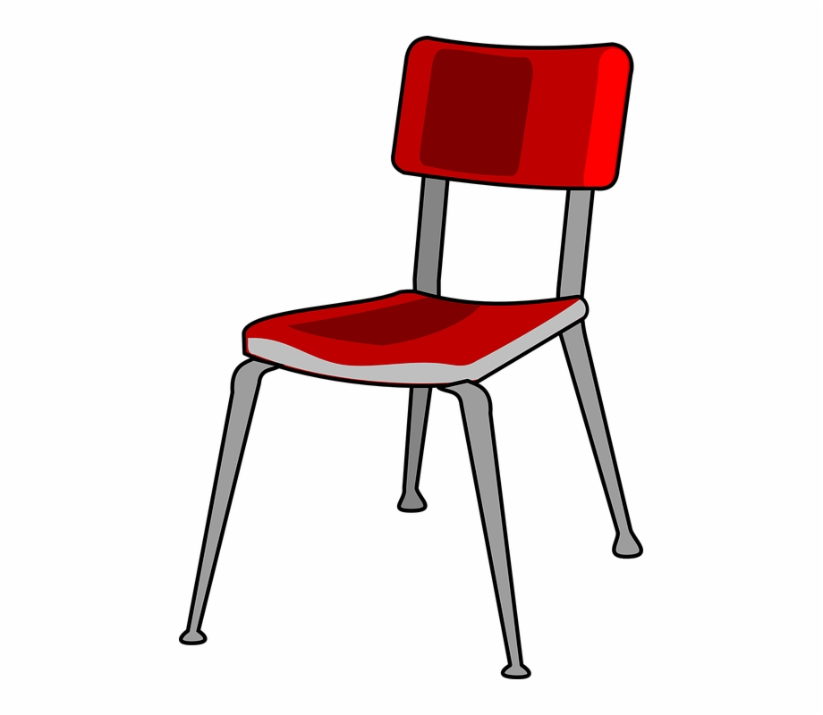 Red Chair Clipart Free PNG Images & Clipart Download #1809164.