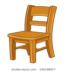 Cartoon Chair & Free Cartoon Chair.png Transparent Images #2993.