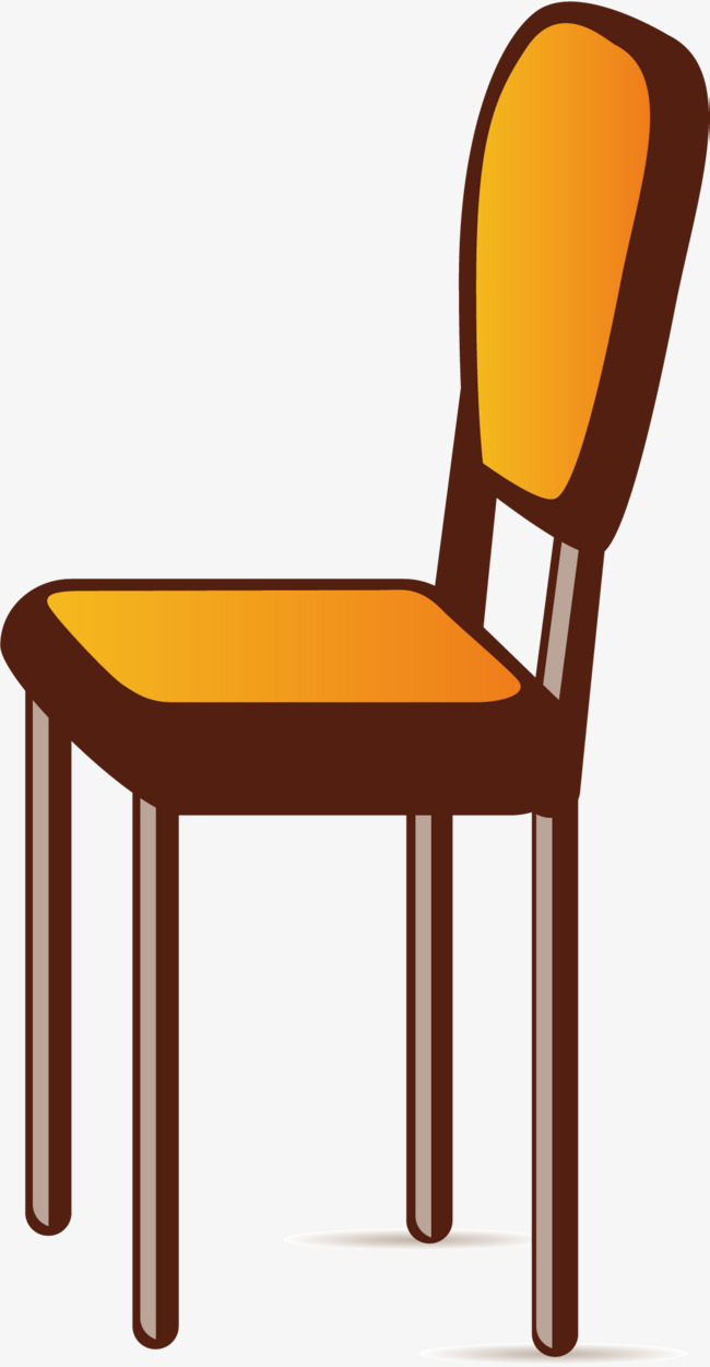 Chair Png Vector Element, Chair Vector, #8687.