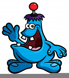 Free Animated Cartoon Characters Clipart.