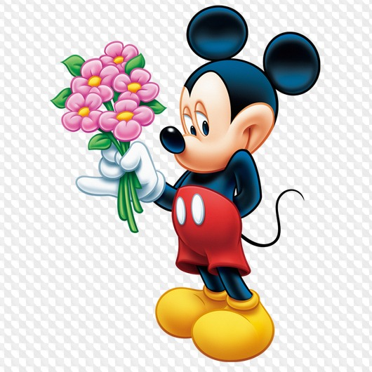 Disney cartoon characters 41 PNG images.
