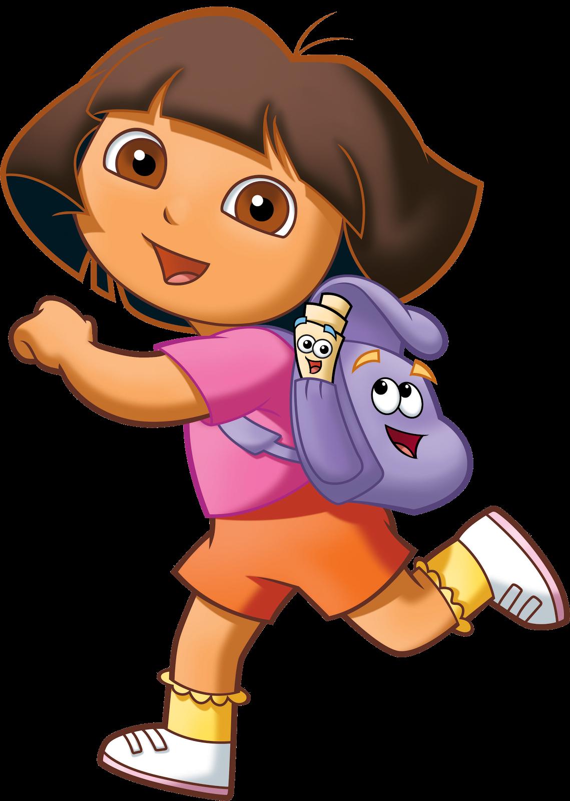 Dora The Explorer Png & Free Dora The Explorer.png Transparent.