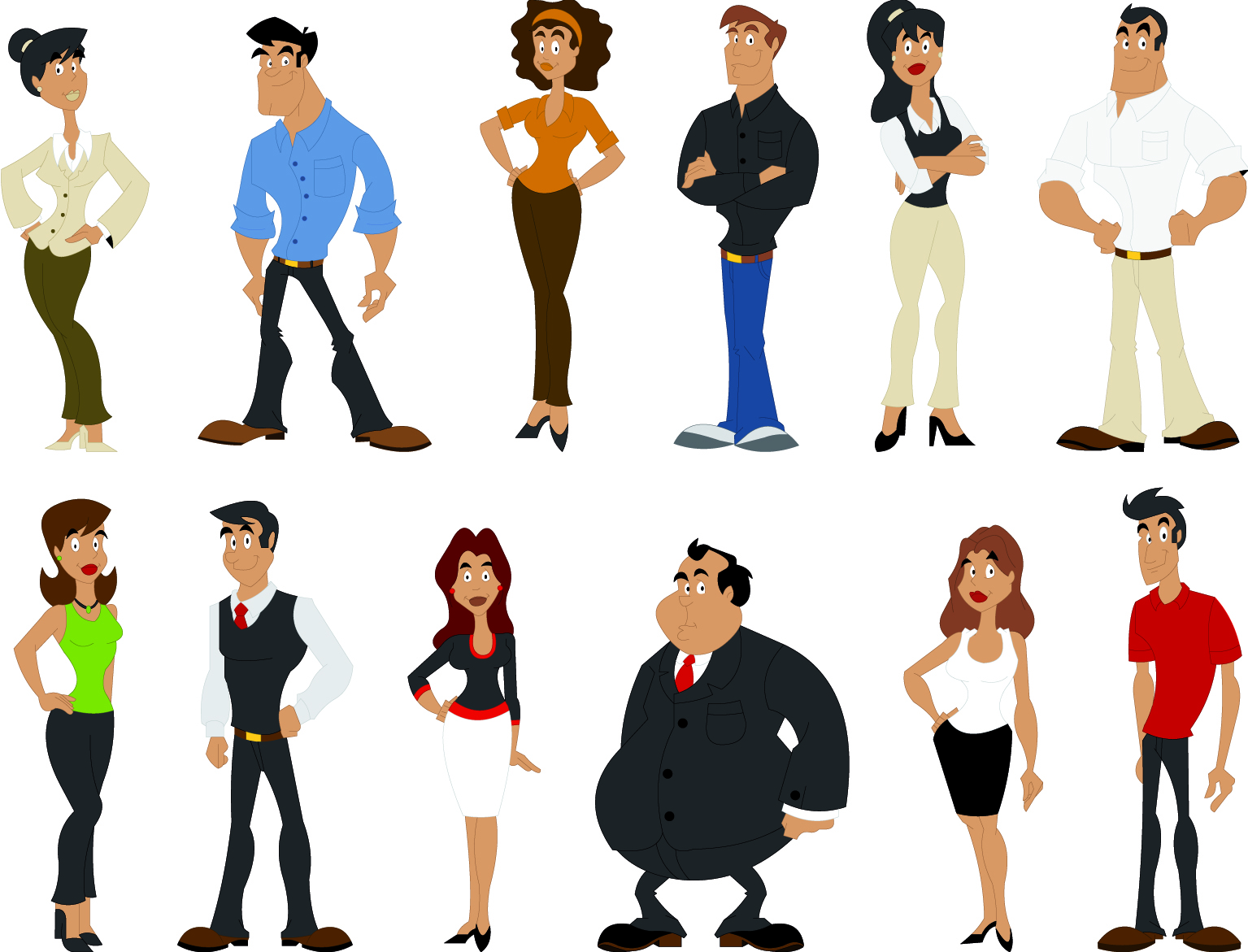 Free Vector Cartoon, Download Free Clip Art, Free Clip Art.