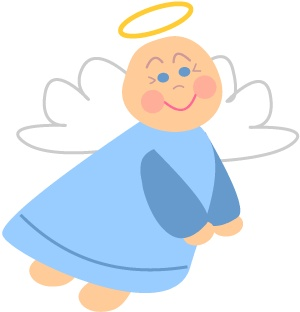 boy angel clipart images clipground