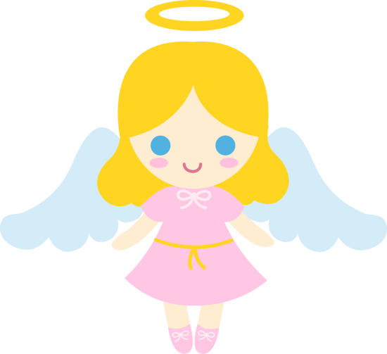 Showing post & media for Cartoon christmas angel clipart.