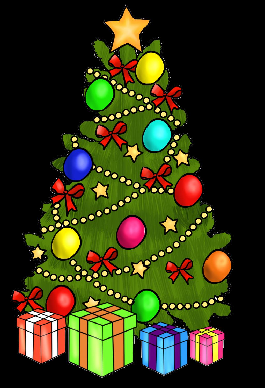 Картинки по запросу christmas tree cartoon.