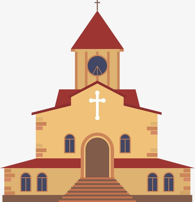 Coffee Cartoon Church PNG, Clipart, Architecture, Cartoon.