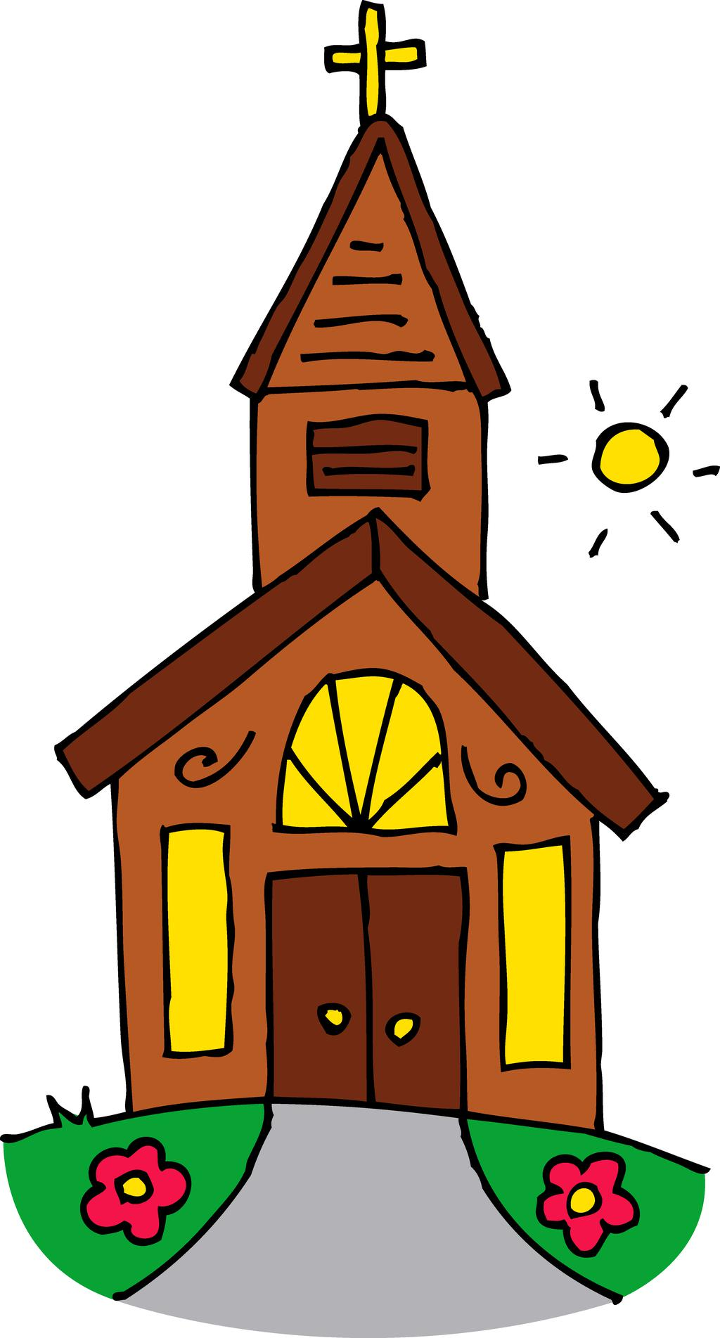 Animated Church Clipart Activity 450.