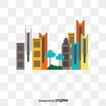 Cartoon City Png, Vector, PSD, and Clipart With Transparent.