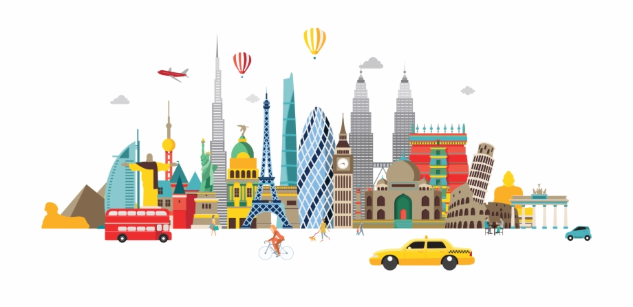 Cartoon City Building Png City Free PNG Images & Clipart Download.