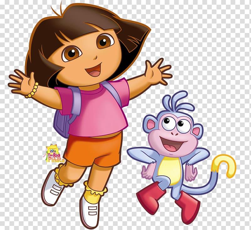 Dora the Explorer Television show Cartoon Live action, Dora The.
