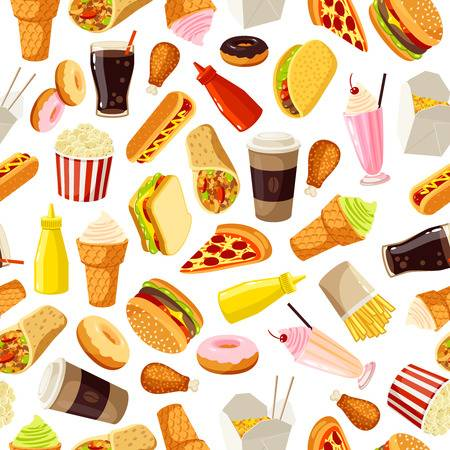 Cartoon Food Stock Photos And Images.