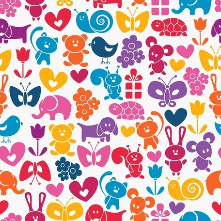 Cute Cartoon Background Clipart Picture Free Download.
