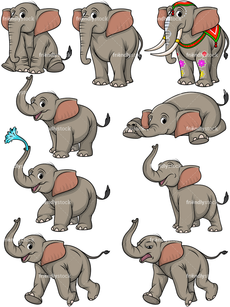 Elephant Collection.
