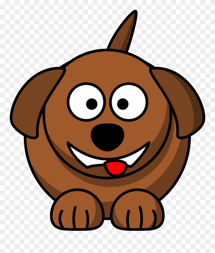 Cute Dog Clipart, Dog Cartoon Clipart, Free Dog Clipart.