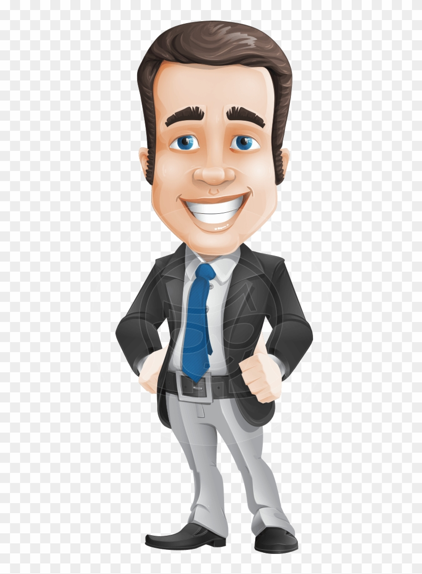 Free Download Businessman Cartoon Characters Png Clipart.