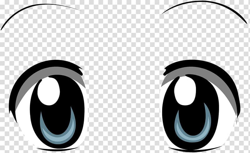 Eye Cartoon , eyes transparent background PNG clipart.