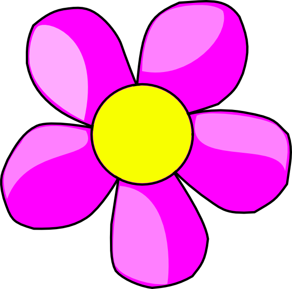Free Cartoon Flower Cliparts, Download Free Clip Art, Free.