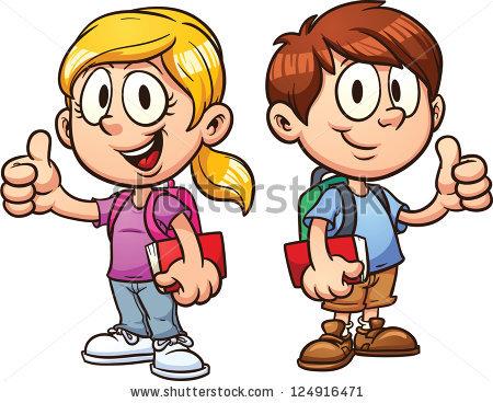 School kids cartoon clip art free vector download (210,900 Free.