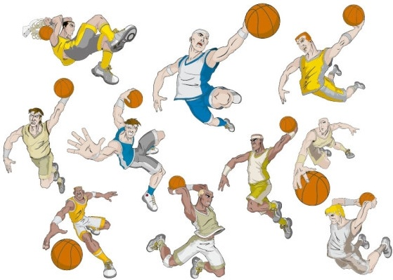 Basketball free vector download (177 Free vector) for commercial.