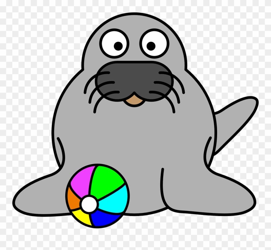 Seal Clip Art.
