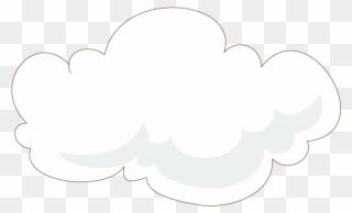 Caricature A Cartoon Clouds Transprent Png Free.