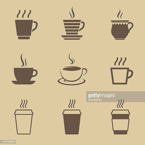 60 Top Coffee Cup Stock Illustrations, Clip art, Cartoons, & Icons.