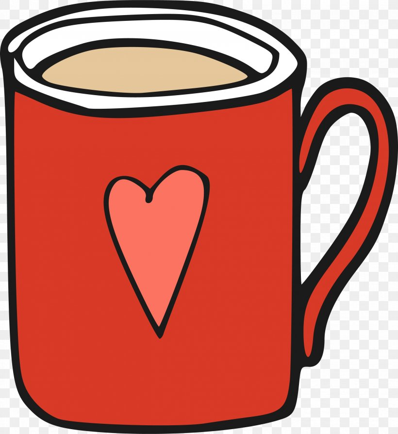 Coffee Cup Mug Clip Art, PNG, 2689x2933px, Coffee, Area.