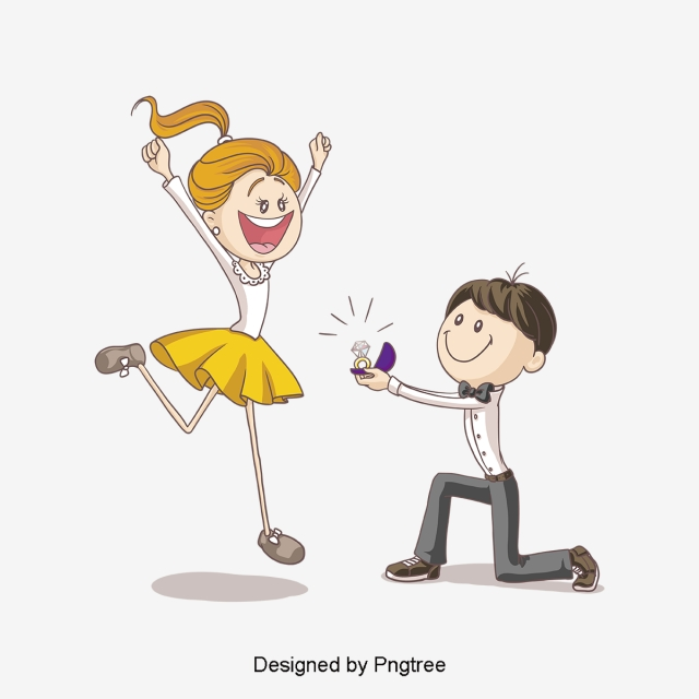 Cartoon Couple, Cartoon, Lovers PNG and Vector for Free Download.