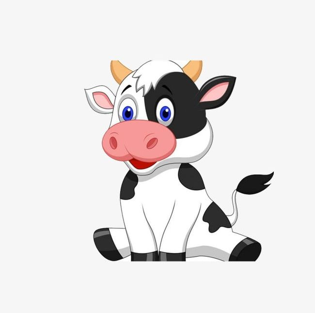 Cartoon Cow Clip Art Free 20 Free Cliparts Download Images