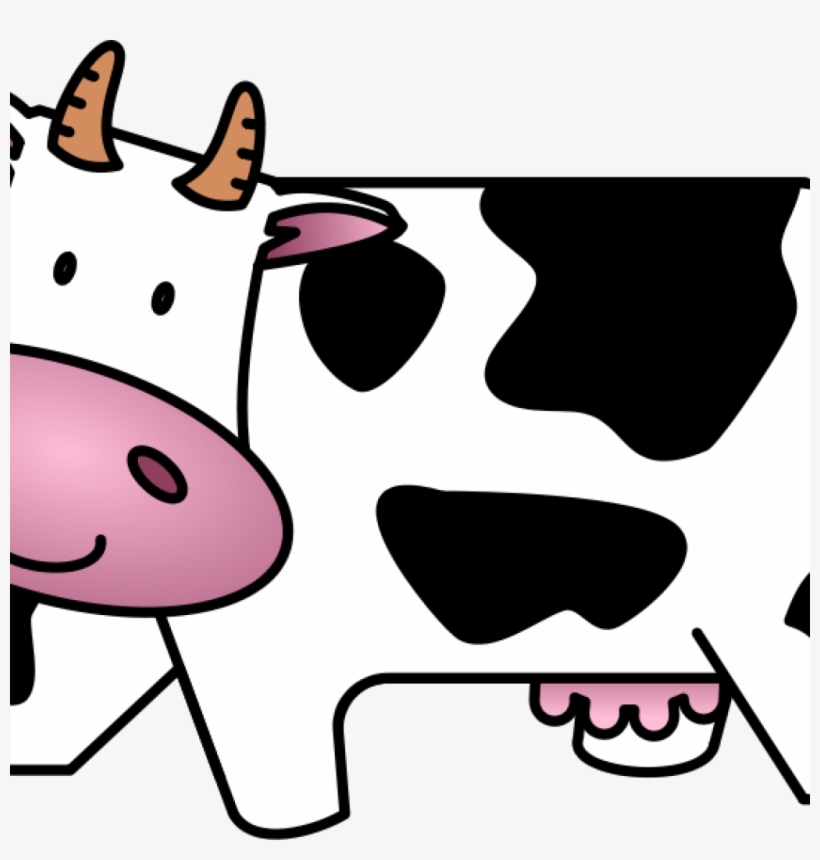 Cute Cow Clipart Free Cute Friendly Cartoon Cow Clip.